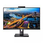 "Philips LCD 242B1H 23.8"" Full HD Anti-Glare IPS Monitor with Webcam"