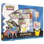 Pokemon TCG Celebrations - Zacian Lv. X Deluxe Pin Collection Box Set