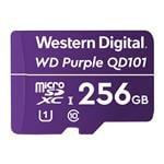 WD Purple 256GB microSDXC Class 10 U1 Memory Card