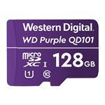 WD Purple SC QD101 128GB microSDXC U1 Memory Card