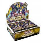 Yu-Gi-Oh! TCG Phantom Rage  Booster Box
