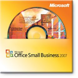 Microsoft Office Small Business 2007 W Ms Office Professional 2007 Trial 9qa 01758 Mwave Com Au