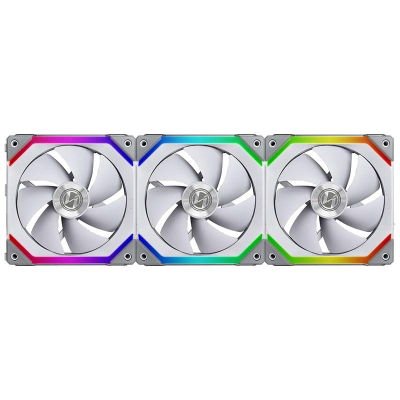 Lian Li Uni Sl120 Rgb Led 120mm White Case Fan