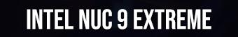 Intel NUC 9 EXTREME Gaming PC